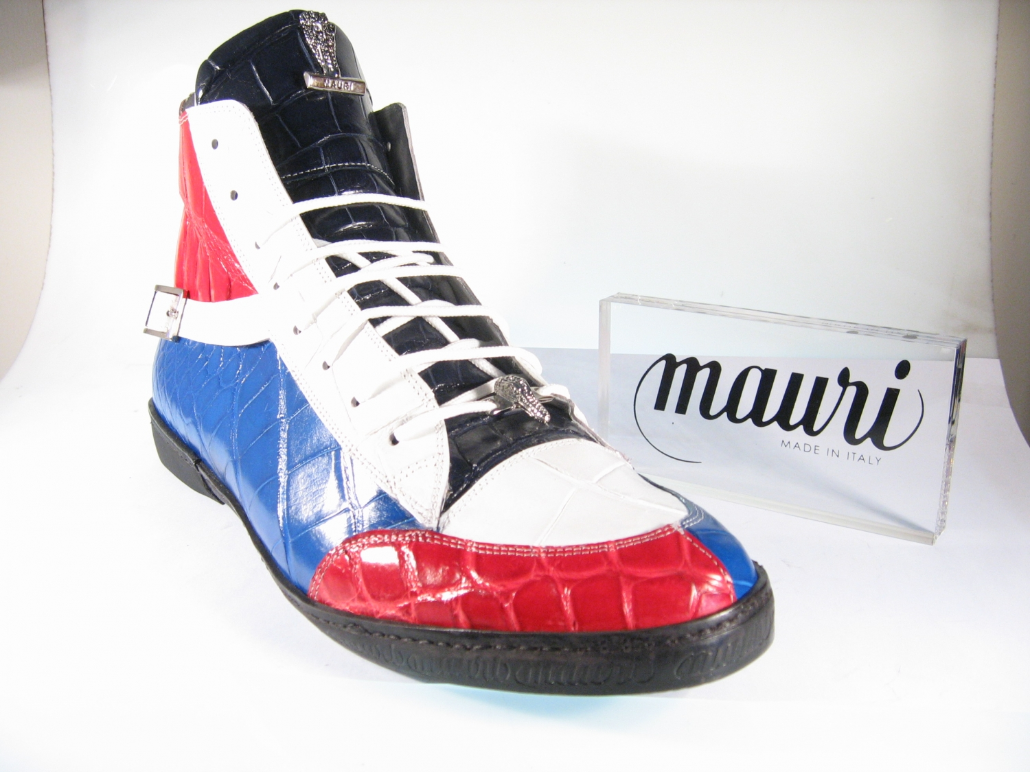 MULTICOLOR SNEAKER FOR CELLINI UOMO (NEW YORK)